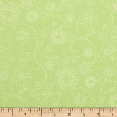 """110"""" Wide Quilt Back Signature Neon Green"""