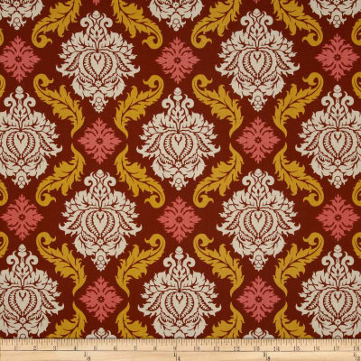 Joel Dewberry True Colors Damask Maple
