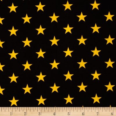 All Stars Black/Yellow