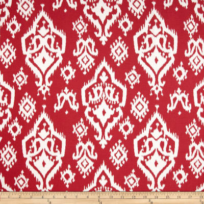 Premier Prints Raji Carmine Red