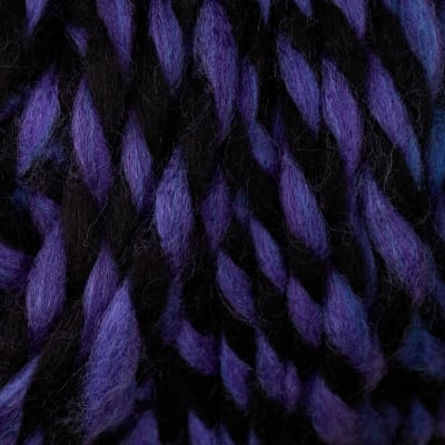Lion Brand Country Yarn Mystic Purple