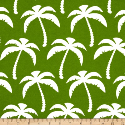Premier Prints Indoor/Outdoor Palm Bay Green