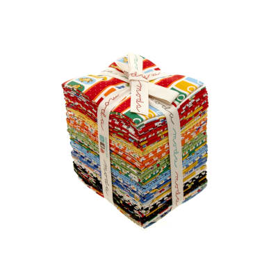 Moda Ducks in a Row Fat Quarter Bundle