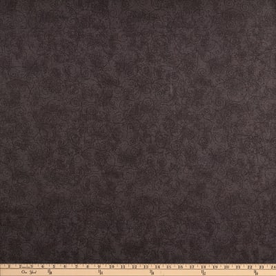 "Westrade 110"" Wide Quilt Back Flannel Willow Grey"