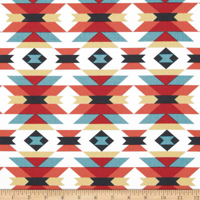 Cloud9 Organic Enchanted Serape Multi