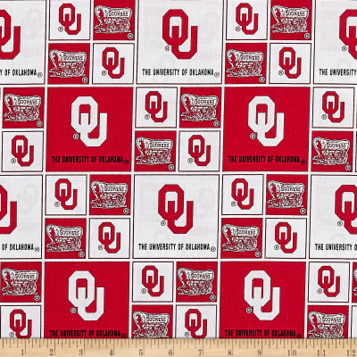 University of Oklahoma Cotton