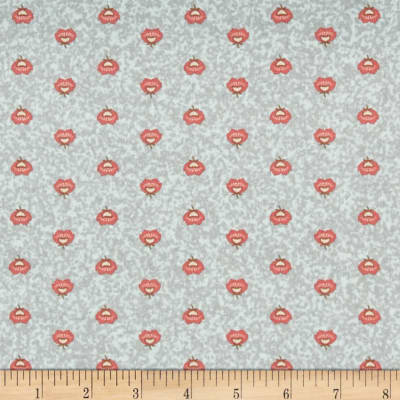 Riley Blake To Norway With Love Norway Rose Blue