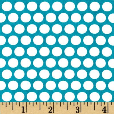 Birch Organic Mod Basics Dottie One Teal