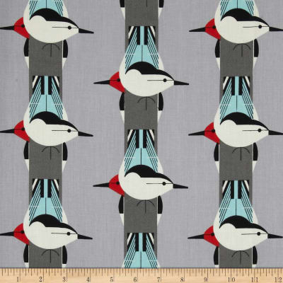 Birch Organic Charley Harper Upside Downside