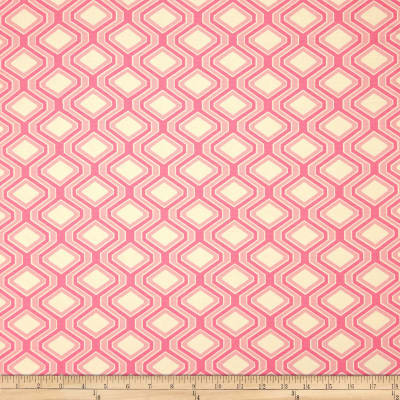 Riley Blake Home Décor Diamonds Pink