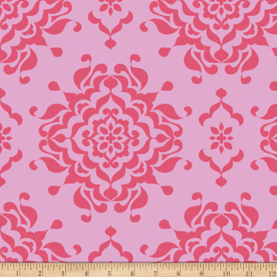 Riley Blake Splendor Damask Pink