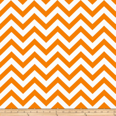 Premier Prints Zig Zag Tennessee Orange
