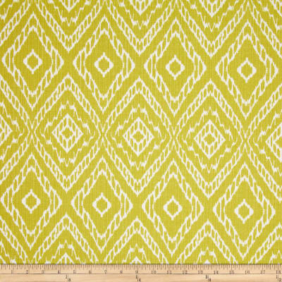 Robert Allen @ Home Indoor/Outdoor Baja Diamond Yellow