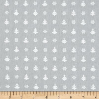 Winter Essentials II Mini Tree Grey