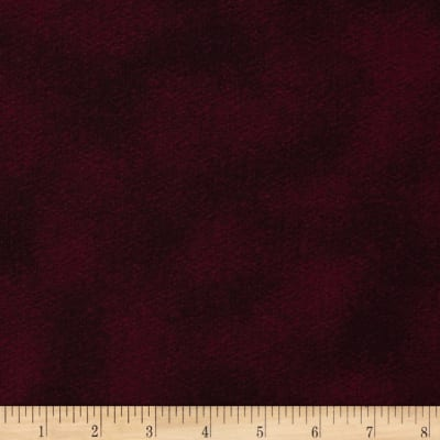 Faux Textures Marbled Burgundy
