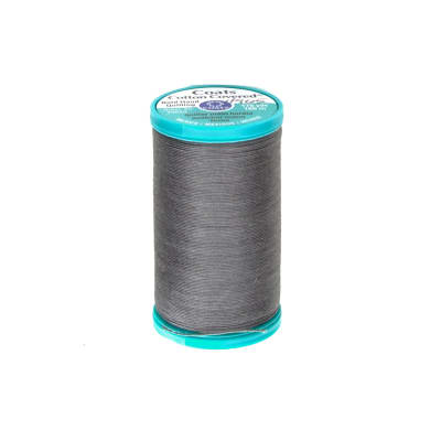 Coats & Clark Covered Cotton Bold Hand Quilting Thread Slate