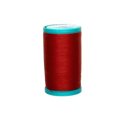 Coats & Clark Covered Cotton Bold Hand Quilting Thread Red