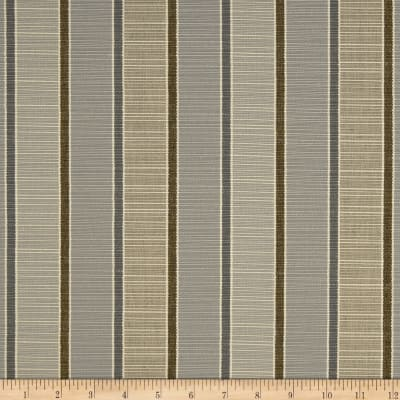 Sunbrella Outdoor Cassidy Stripe Pebble