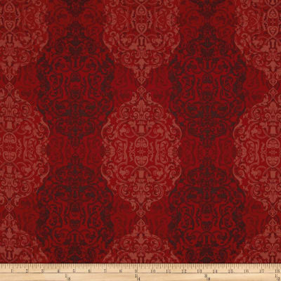 Kanvas Renaissance Man Filigree Red