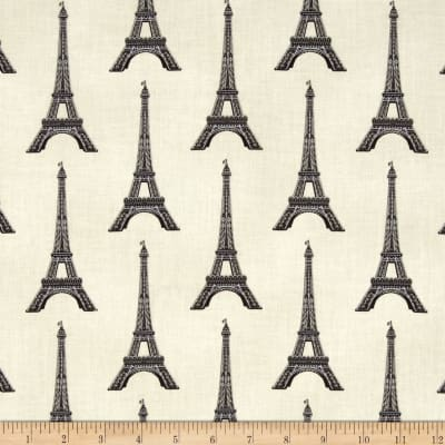 Paris Panache Eifel Tower Cream