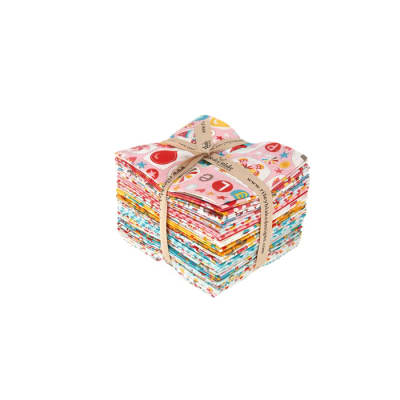 Riley Blake Girl Crazy Fat Quarter Bundle