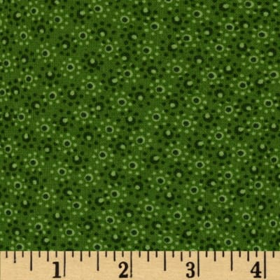 """108"""" Wide Ashley Quilt Back Green"""