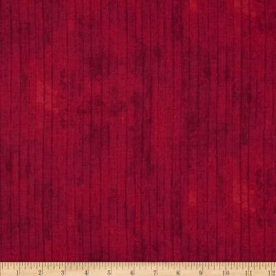 Down On The Farm Wood Plank Stripe Red