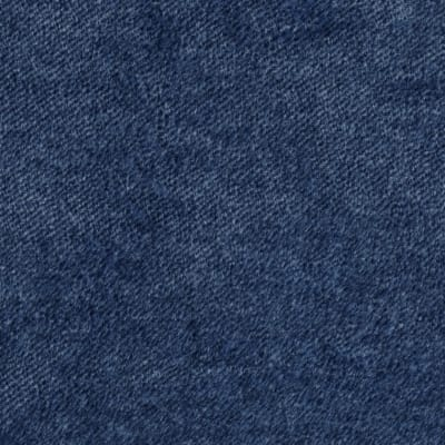 Minky Denim Wash Print Indigo