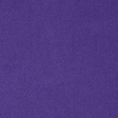 "108"" Wide Flannel Grape"