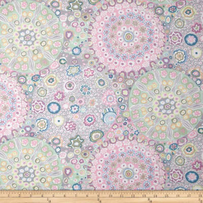 Kaffe Fassett Collective Quarry Millefiore Grey