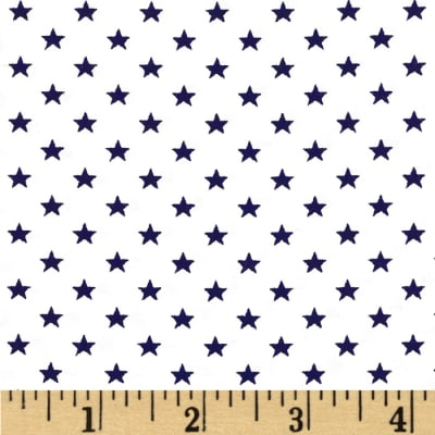 Stars & Stripes II Stars White/Blue