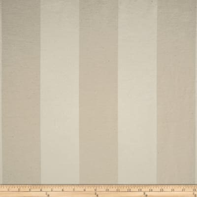 World Wide Naturally Washed Collection Lulu Wide Stripe Jacquard Natural