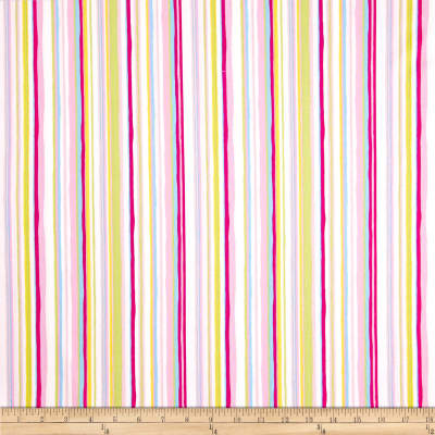 Tiddlywinks Stripe Yellow