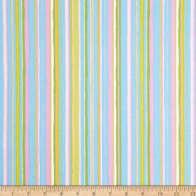 Tiddlywinks Stripe Blue