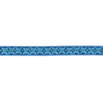 "5/8"" Amy Butler Filigree Ribbon Blue"