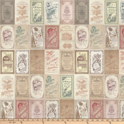 Tim Holtz Foundations Photo Crd Multi