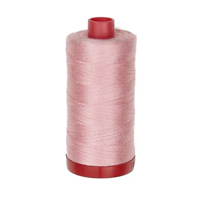 Aurifil Embellishment Thread 12Wt Bright Pink