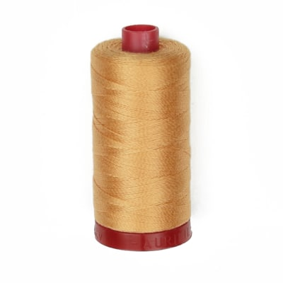 Aurifil Embellishment Thread 12Wt Golden Honey
