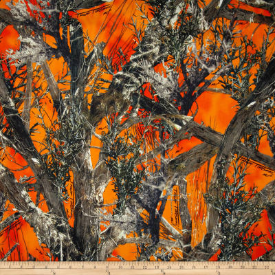 True Timber Outdoors Camouflage 600 Denier Fabric Blaze