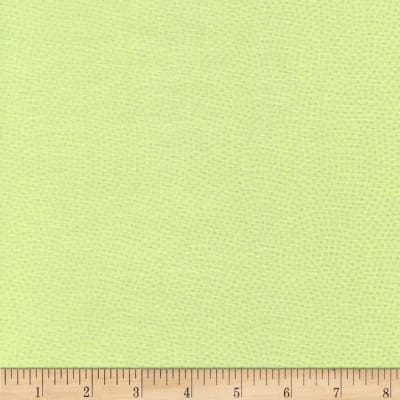 Timeless Treasures Dreaming in Pearle Dots Celery