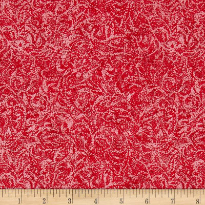 Timeless Treasures Pearlized Texture Cherry