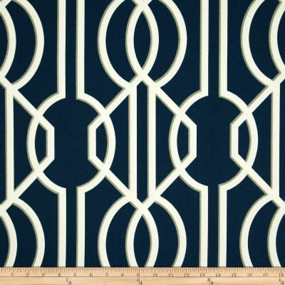Magnolia Home Fashions Deco Navy