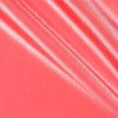 Two Tone Taffeta Light Coral Pink