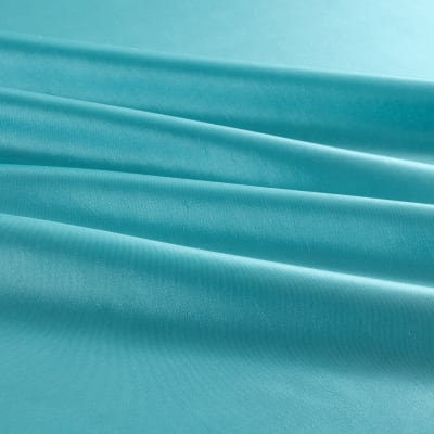 Two Tone Taffeta Robin Egg Blue