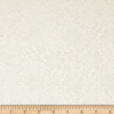 Raschelle Lace Ivory