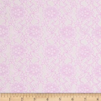 Raschelle Lace Pink