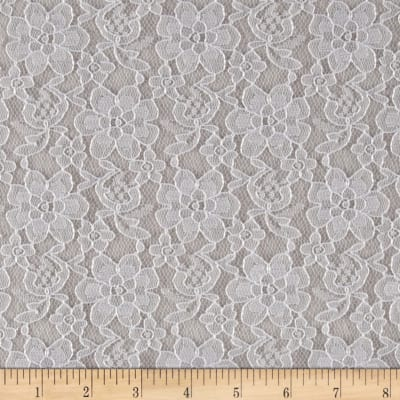 Raschelle Lace Silver