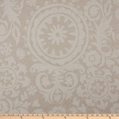 Premier Prints Suzani Blend Oatmeal/Cloud
