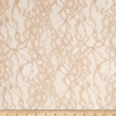 Darling Stretch Lace Beige