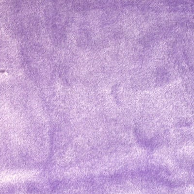 Shannon Minky Solid Cuddle 3 Lilac
